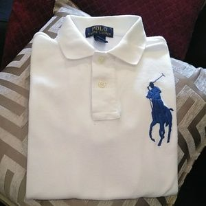 Ralph Lauren polo shirts size 8